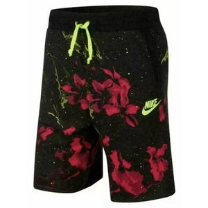 Nike Limeade Gel Black Camo Shorts Sz Smal…